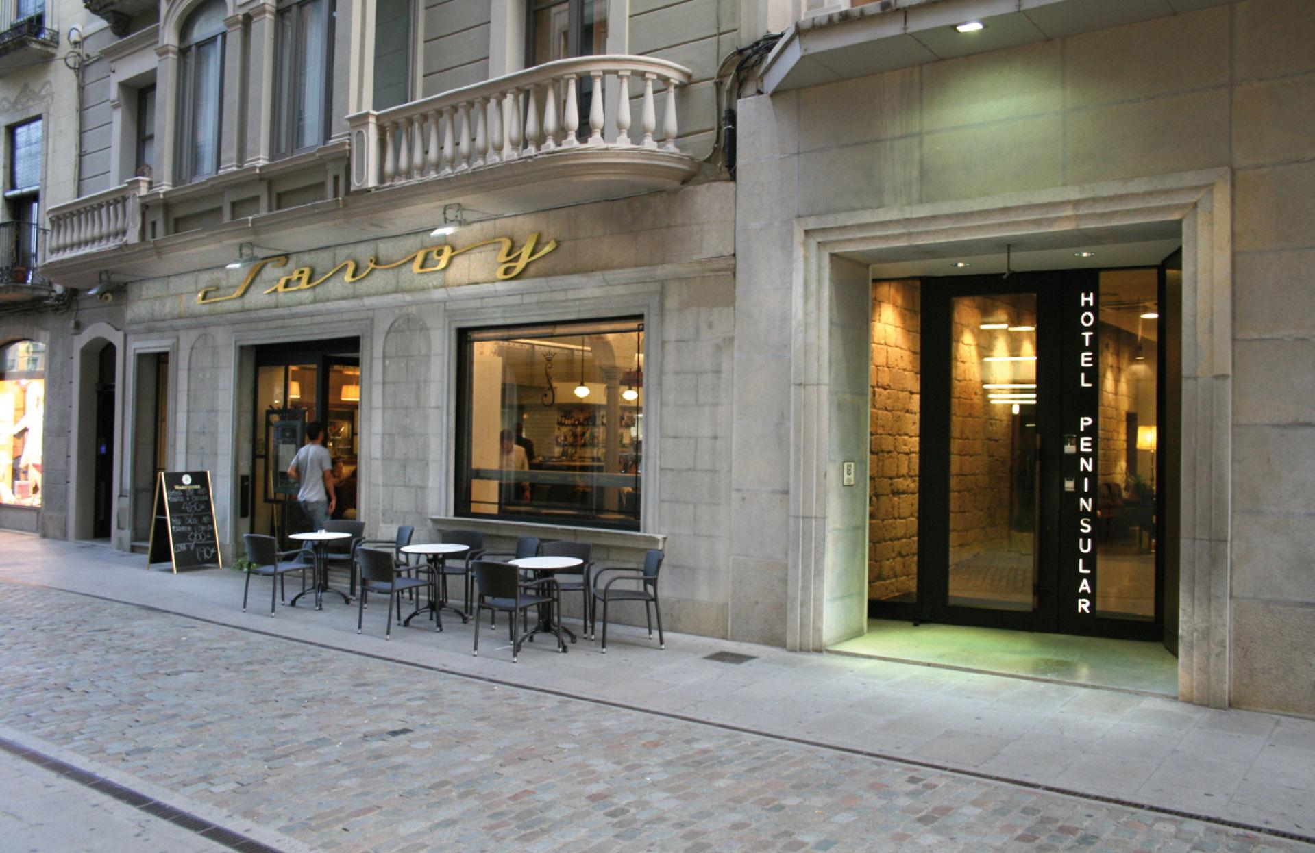 Café-Restaurante Savoy. Cocina de Mercado